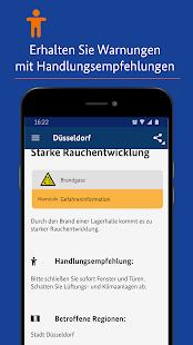 NINA – Die Warn-App des BBK v3.3.3 screenshots 4
