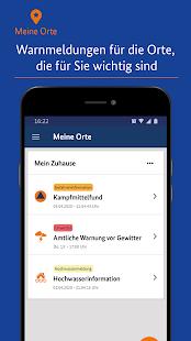 NINA – Die Warn-App des BBK v3.3.3 screenshots 7