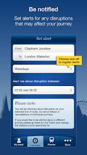 National Rail Enquiries v9.6.0 screenshots 2