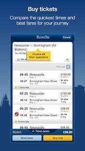 National Rail Enquiries v9.6.0 screenshots 4