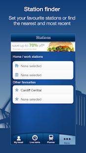 National Rail Enquiries v9.6.0 screenshots 5