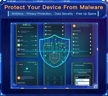 Nox Security – Antivirus Master Clean Virus Free v2.3.2 screenshots 1