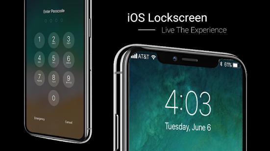 OS 11 Lockscreen v1.0 screenshots 1