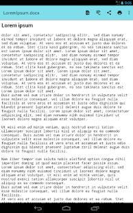 Office Documents Viewer v1.31.2 screenshots 4