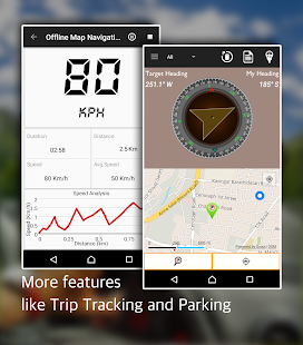 Offline Map Navigation – GPS Driving Route v1.3.9.5 screenshots 14