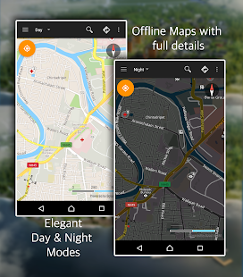 Offline Map Navigation – GPS Driving Route v1.3.9.5 screenshots 15