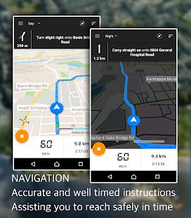 Offline Map Navigation – GPS Driving Route v1.3.9.5 screenshots 18