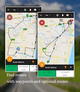 Offline Map Navigation – GPS Driving Route v1.3.9.5 screenshots 2
