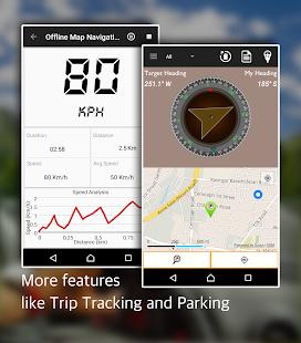 Offline Map Navigation – GPS Driving Route v1.3.9.5 screenshots 21