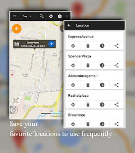 Offline Map Navigation – GPS Driving Route v1.3.9.5 screenshots 6