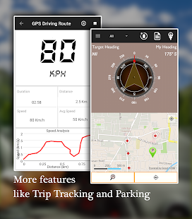 Offline Map Navigation – GPS Driving Route v1.3.9.5 screenshots 7