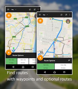 Offline Map Navigation – GPS Driving Route v1.3.9.5 screenshots 9