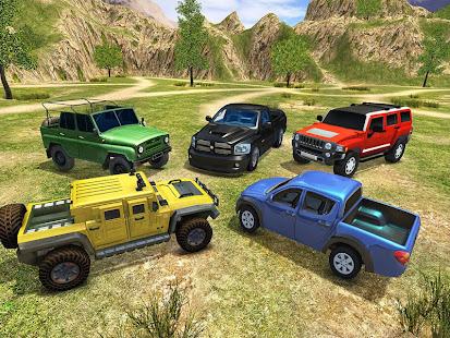 Offroad SUV Drive 2021 v1.7 screenshots 10