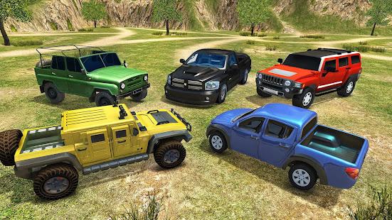 Offroad SUV Drive 2021 v1.7 screenshots 15