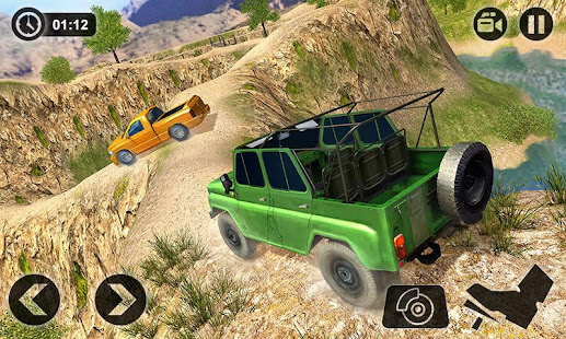 Offroad SUV Drive 2021 v1.7 screenshots 2