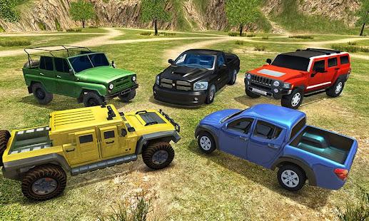 Offroad SUV Drive 2021 v1.7 screenshots 5