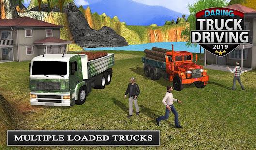 Offroad Transport Truck Driving – Jeep Driver v1.0.8 screenshots 10