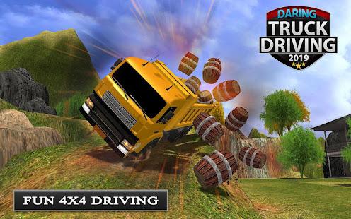 Offroad Transport Truck Driving – Jeep Driver v1.0.8 screenshots 11