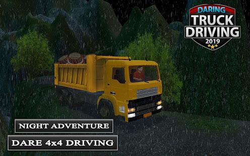 Offroad Transport Truck Driving – Jeep Driver v1.0.8 screenshots 14