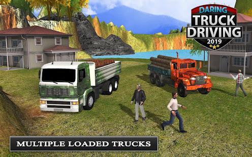 Offroad Transport Truck Driving – Jeep Driver v1.0.8 screenshots 15