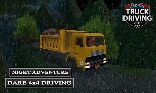 Offroad Transport Truck Driving – Jeep Driver v1.0.8 screenshots 2