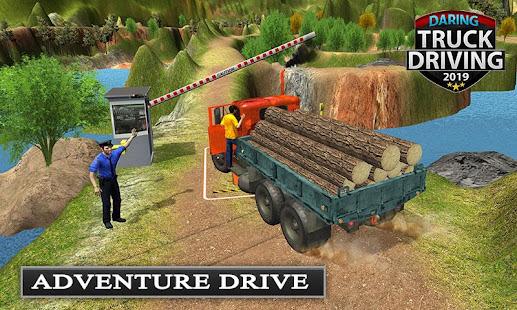 Offroad Transport Truck Driving – Jeep Driver v1.0.8 screenshots 4