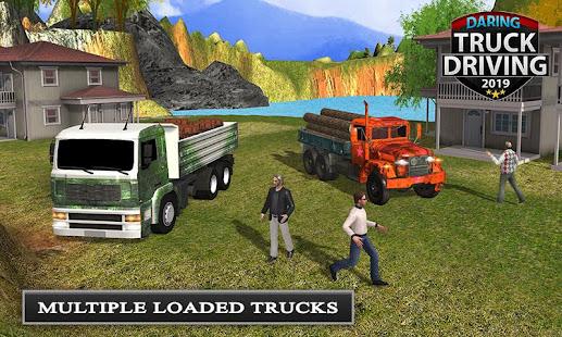 Offroad Transport Truck Driving – Jeep Driver v1.0.8 screenshots 5