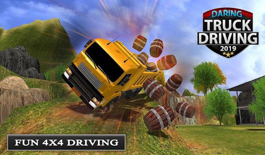 Offroad Transport Truck Driving – Jeep Driver v1.0.8 screenshots 6