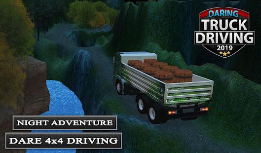 Offroad Transport Truck Driving – Jeep Driver v1.0.8 screenshots 7