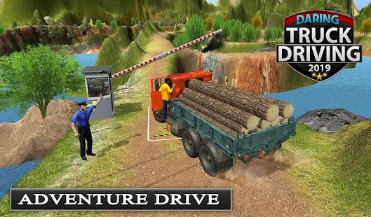 Offroad Transport Truck Driving – Jeep Driver v1.0.8 screenshots 8