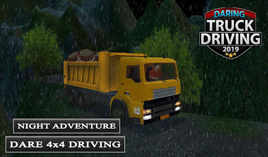 Offroad Transport Truck Driving – Jeep Driver v1.0.8 screenshots 9