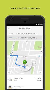 Ola Lite Lighter Faster Ola App. Book Taxi amp Cabs v3.1 screenshots 3