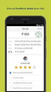 Ola Lite Lighter Faster Ola App. Book Taxi amp Cabs v3.1 screenshots 4