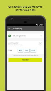 Ola Lite Lighter Faster Ola App. Book Taxi amp Cabs v3.1 screenshots 8