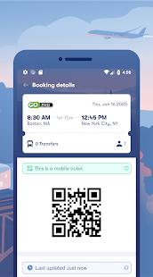 Omio Book Train Bus amp Flight Tickets v7.77.1 screenshots 2