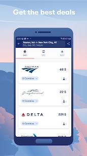 Omio Book Train Bus amp Flight Tickets v7.77.1 screenshots 3