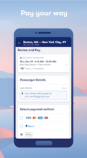 Omio Book Train Bus amp Flight Tickets v7.77.1 screenshots 4