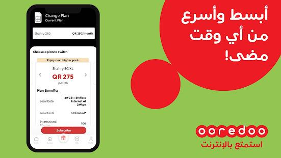 Ooredoo Qatar v3.76.1 screenshots 7