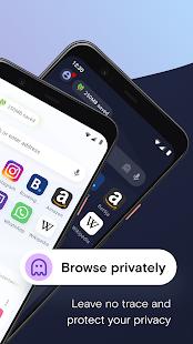 Opera Mini browser beta v59.0.2254.58910 screenshots 2
