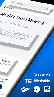 Otter Meeting Note Transcription Voice Recorder v2.1.56-2811 screenshots 2