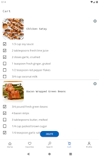 Oven Recipes v6.11 screenshots 11