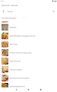 Oven Recipes v6.11 screenshots 12