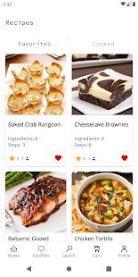 Oven Recipes v6.11 screenshots 4