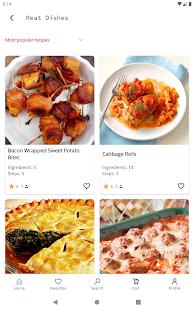 Oven Recipes v6.11 screenshots 8