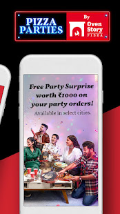 Oven Story Pizza – Online Pizza Delivery App v1.2.3 screenshots 7