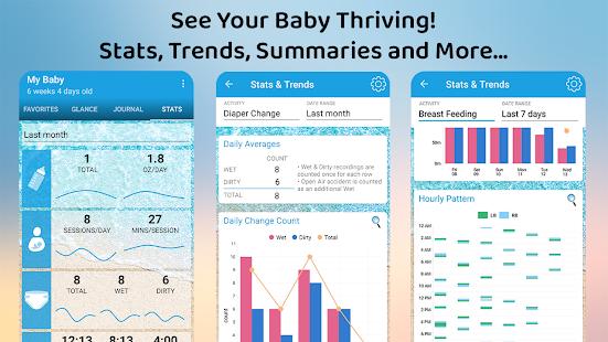 ParentLove Baby Tracker Feeding Breastfeeding v9.5.3 screenshots 4