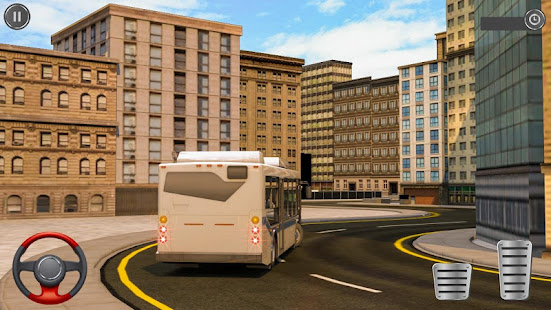 Passenger Bus Taxi Driving Simulator v1.6 screenshots 3