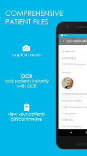 Patient List EMREHR ClinEasy v2.2.28 screenshots 1