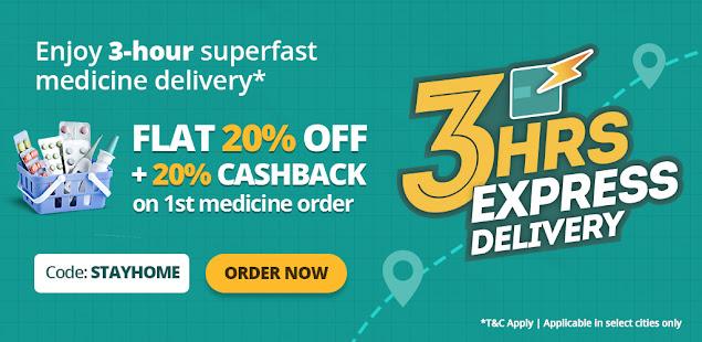 PharmEasy Online Medicine Ordering App v4.10.13 screenshots 1