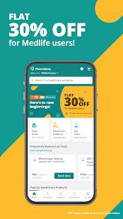 PharmEasy Online Medicine Ordering App v4.10.13 screenshots 2